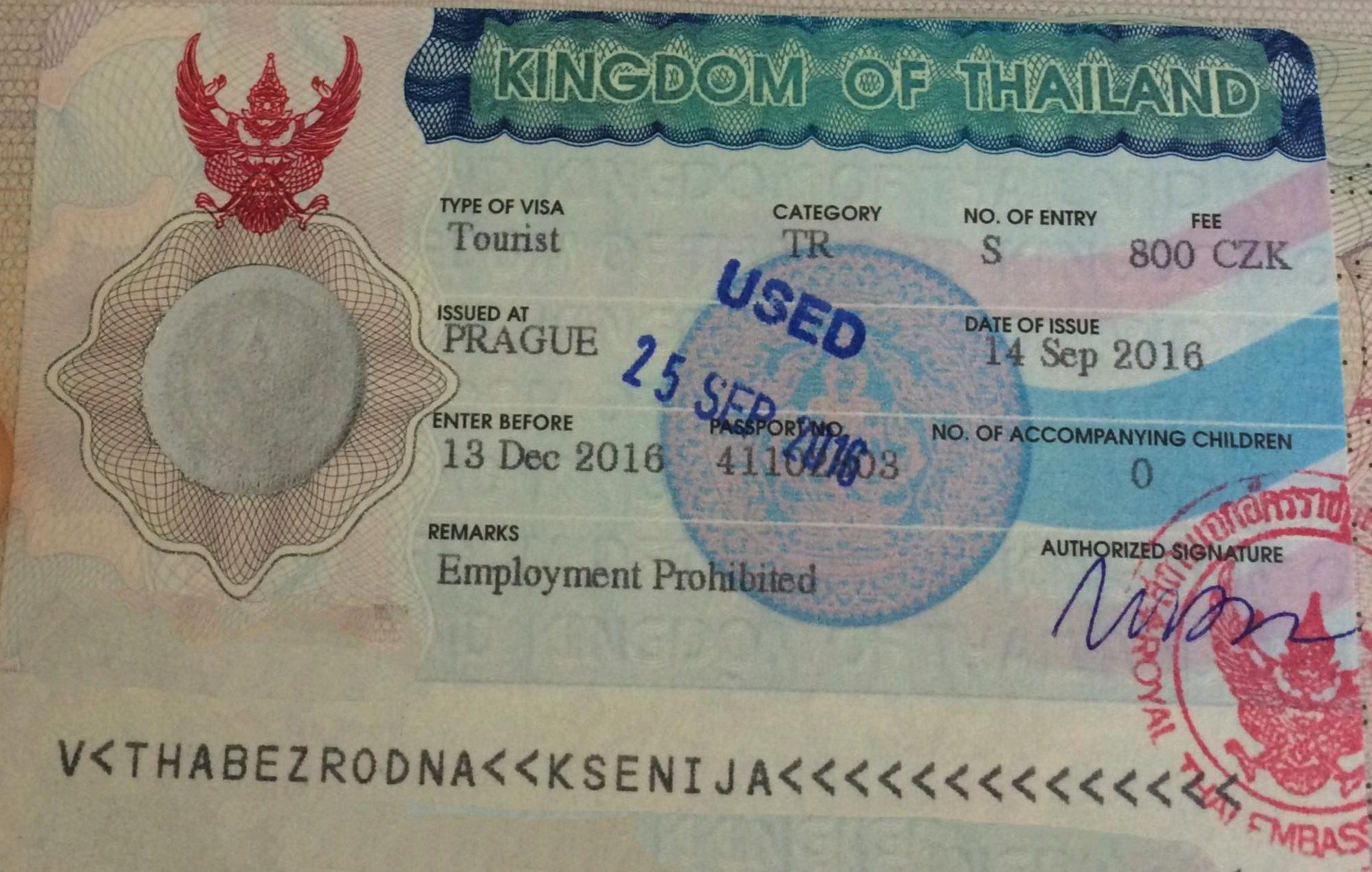 Lost Globetrotter_Jak se připravit na Thajsko_turisticke-vizum