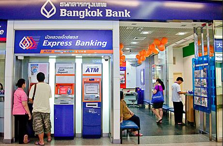Lost Globetrotter_Jak se připravit na Thajsko_bangkok_bank