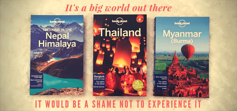 Lost Globetrotter_Jak se připravit na Thajsko-Lonely Planet_cestovní průvodce